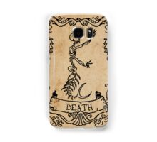 Mermaid Tarot: Death Samsung Galaxy Case/Skin