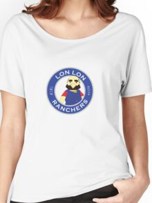 Lon Lon Ranchers Women's Relaxed Fit T-Shirt