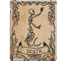 Mermaid Tarot: Death iPad Case/Skin