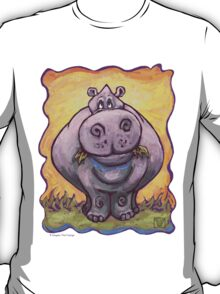 Animal Parade Hippopotamus T-Shirt