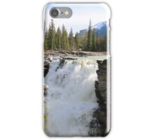 Athabasca Falls Canada iPhone Case/Skin