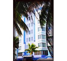 Scenes from Miami III Photographic Print