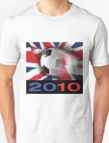 English Soccer Unisex T-Shirt