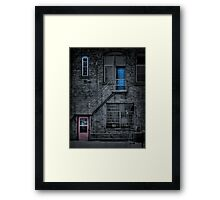 421 ~ Almost Urban Framed Print