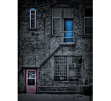 421 ~ Almost Urban Photographic Print