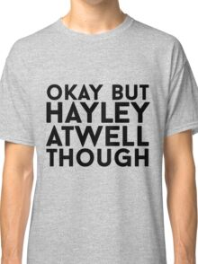 Hayley Atwell Classic T-Shirt