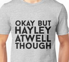 Hayley Atwell Unisex T-Shirt