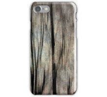 Abstract Photography - Winter Trees iPhone Case/Skin
