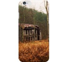 In The Wilds Of West Virginia iPhone Case/Skin