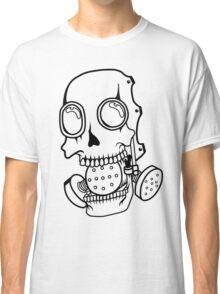 Skull Mask Classic T-Shirt