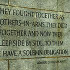 Memorial Details : A Solemn Obligation by artisandelimage