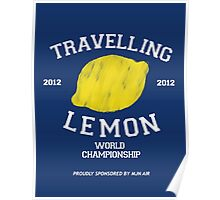 Travelling Lemon World Championship 2012 Poster
