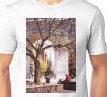 Spring In Washington Square, New York, NY Unisex T-Shirt