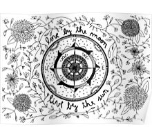 Live by the sun, love by the moon Poster