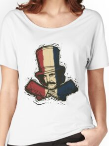 The Butcher Color Version Women's Relaxed Fit T-Shirt