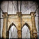 Brooklyn Bridge by Carlos Restrepo