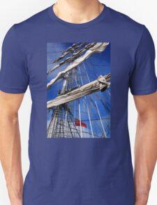 Mercedes Rigging Unisex T-Shirt