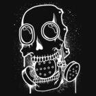Skull Mask (Spray) + inverted by SamMcGorry