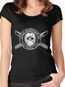 Hockey Fan Women's Fitted Scoop T-Shirt
