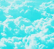 Above the Clouds photo painting by randycdesign