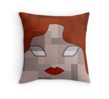 Super Pillow - Black Widow Throw Pillow