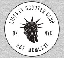 Liberty Scooter Club Kids Tee