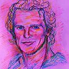 Matthew McConaughey by Regina Brandt