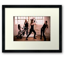 Lets do this!  Framed Print