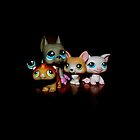 Toys in the dark by 3216andy