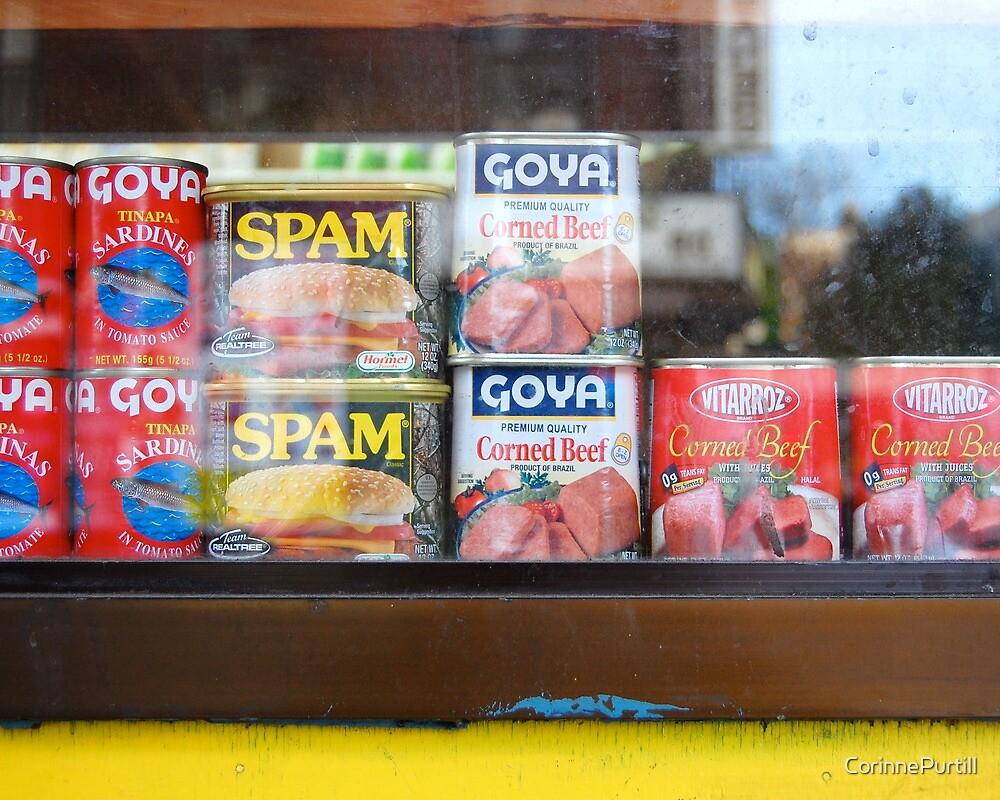 Spam! by CorinnePurtill