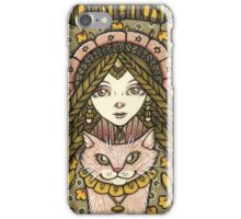 Minnalouche iPhone Case/Skin
