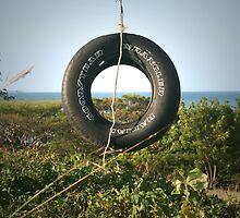 tire swing by JenniferElysse