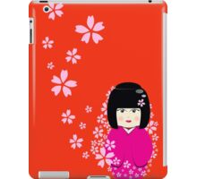 Kokeshi Doll iPad Case/Skin