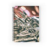 Bentley Spiral Notebook