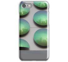 Golden Mile Shops Reflection - Vegas iPhone Case/Skin