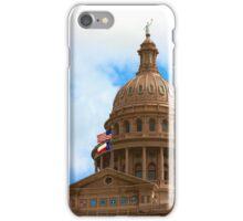 Texas Capitol building iPhone Case/Skin