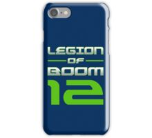 Legion of Boom iPhone Case/Skin