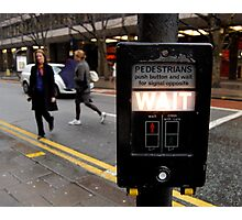 London Crossing Photographic Print