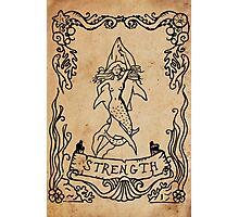 Mermaid Tarot: Strength Photographic Print