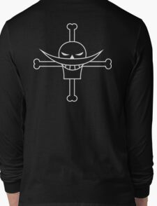 Shirohige - Jolly Roger Long Sleeve T-Shirt