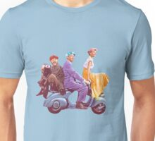 Roman Holiday Flower Crowns Unisex T-Shirt