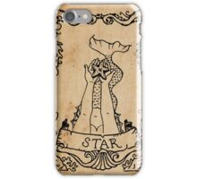 Mermaid Tarot: The Star iPhone Case/Skin