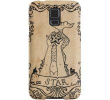 Mermaid Tarot: The Star Samsung Galaxy Case/Skin