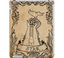 Mermaid Tarot: The Star iPad Case/Skin