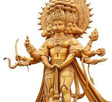 Hanuman by snehit