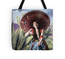 A Bigger Hat Tote Bag