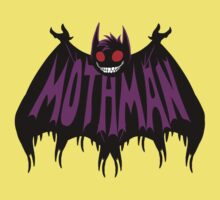MothMan Kids Clothes