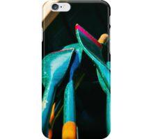 Green Oars iPhone Case/Skin