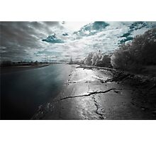 River Ribble, Preston, Lancashire Photographic Print
