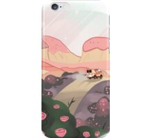 Steven Universe Scenery iPhone Case/Skin